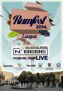 IV RUMFEST 2014.