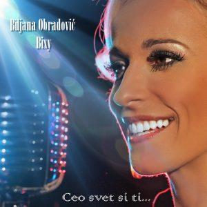 """Biljana Obradović Bixy snimila spot za pesmu """"Ceo svet si ti"""""""